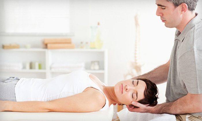 Gramercy Chiropractic - Flatiron District: $29 for a Chiropractic Evaluation, Thermographic Assessment, Spinal Manipulation, and Massage at Gramercy Chiropractic ($580 Value)