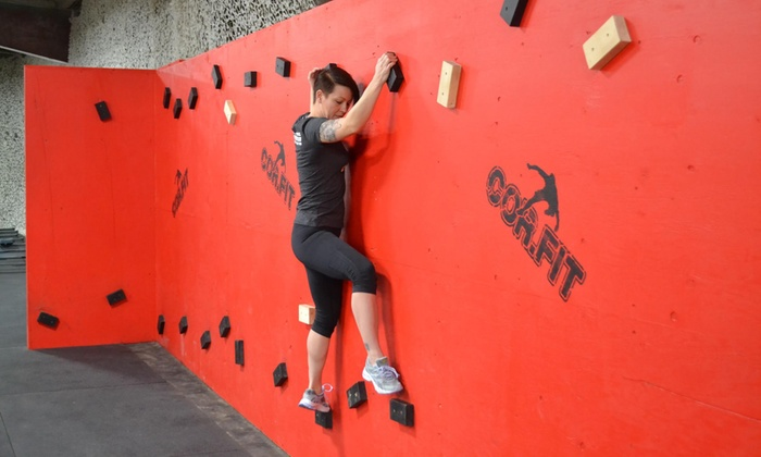 Cor.Fit - Canadian Obstacle Race Fitness: C$105 for Five Drop-In Obstacle-Fitness Classes at Cor.Fit (C$175 Value)