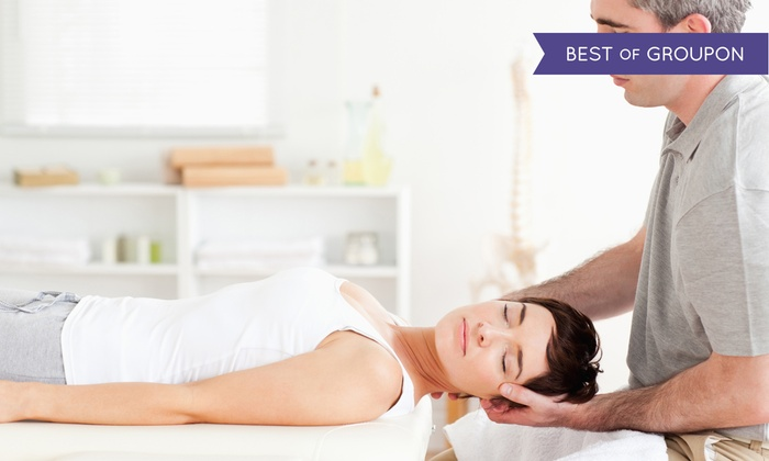 West Coast Chiropractic - Temecula: Chiropractic Exam with One or Three 60-Minute Deep-Tissue Massages at West Coast Chiropractic (Up to 89% Off)