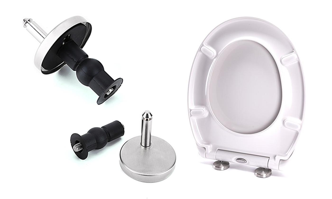 Replacement Quick Release Toilet Seat Hinges