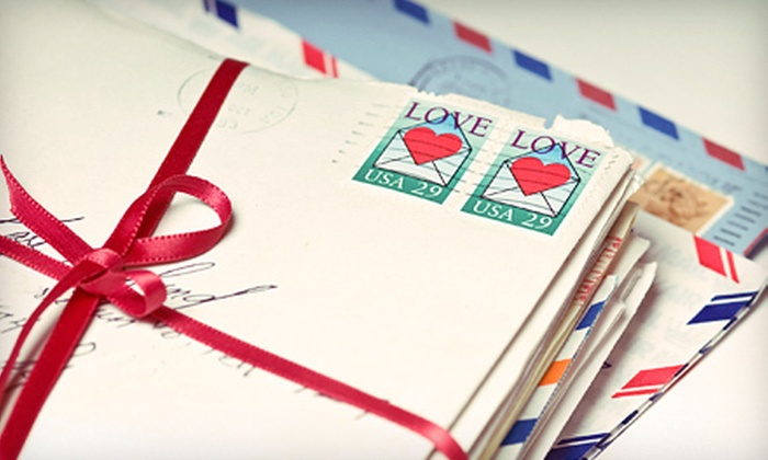 Groupon - Washington DC: $24 for One Love Letter per Month for One Year ($24 Value)