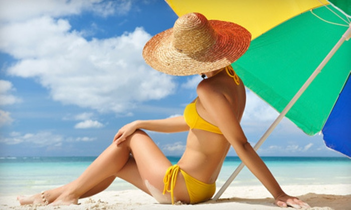 Très Jolie Laser - Afton Oaks/ River Oaks: Six Laser Hair-Removal Treatments on Small, Medium, or Large Area at Très Jolie Laser (Up to 90% Off)