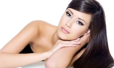 Cut and Blow-Dry with Oil Treatment and Optional Highlights, or Full Head Colour at Cortex Hair Design (Up to 57% Off)