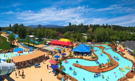 Single-Day Admission for One Person to WaterWorks Park (Up to 26% Off). Two Options Available.