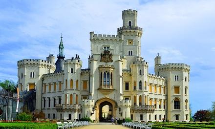 Wycieczka do Wilna lub Pragi ze zwiedzaniem zamków
