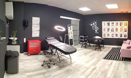 3 o 5 sesiones de eliminación de tatuaje de hasta 40 cm2 en Studio Reina Beauty Salon (hasta 80% de descuento)