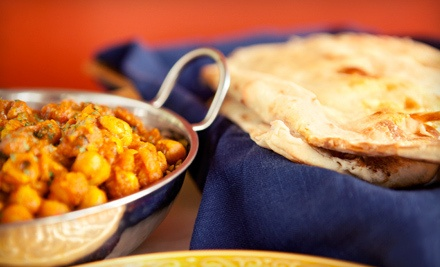 $20 Groupon for Indian Dinner Fare - Flavors of India in Longwood