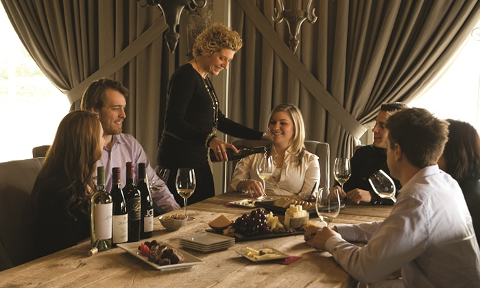 Boisset Wine Living - Orange County: $79 for an In-Home Wine Tasting for 15 with Five Bottles of Wine from Boisset Wine Living ($250 Value)