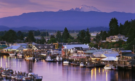 1-Night Stay for Two at Hotel Planter in La Conner, WA. Combine Up to 3 Nights.