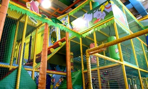 Fun Corner: Indoor Play Area Pass at Fun Corner (Up to 59% Off)