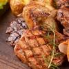Menu Mixed grill en 3 services