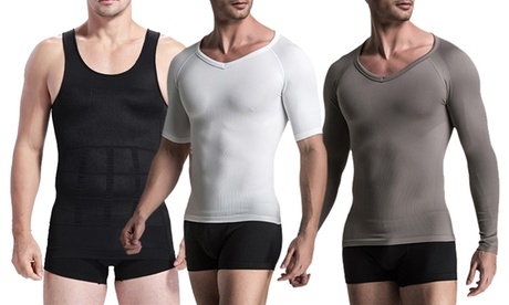Extreme Fit Men's Compression & Body-Support Shirts