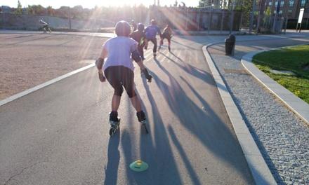 Clases de patinaje en línea