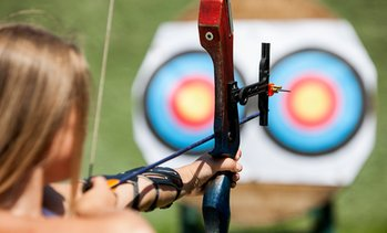 Up to 45%  Off Archery Sessions at Invicta Sports Club