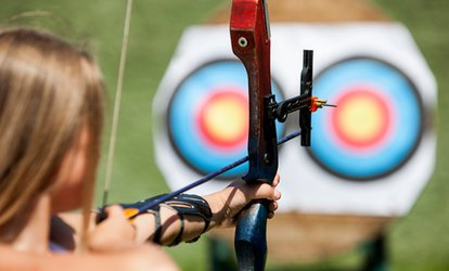 image for 90-Minute Archery Experience For One, Two, or Four at Harbour Challenge