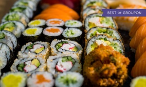 Toro Toro Sushi: Wybrany zestaw sushi: 18 kawałków w tempurze za 39 zł więcej opcji w Toro Toro Sushi (do -32%)