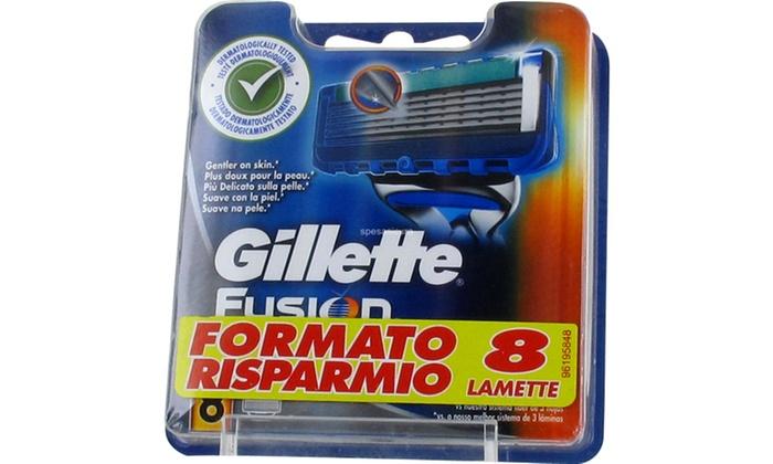 Ricariche per Gillette Proglide