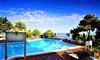 Calabria: camera doppia con pensione completa