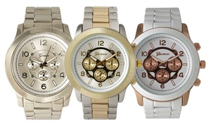 Geneva Watch for Men and Women