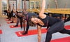 Up to 63% Off Barre Boot Camp at Barre B