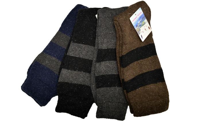Men's Thermal Socks (12-Pack)