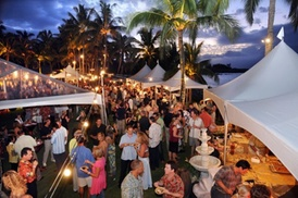 Up to 45% Off Admission to Coconut Grove Food & Wine Festival at Coconut Grove Food and Wine Festival, plus 6.0% Cash Back from Ebates.