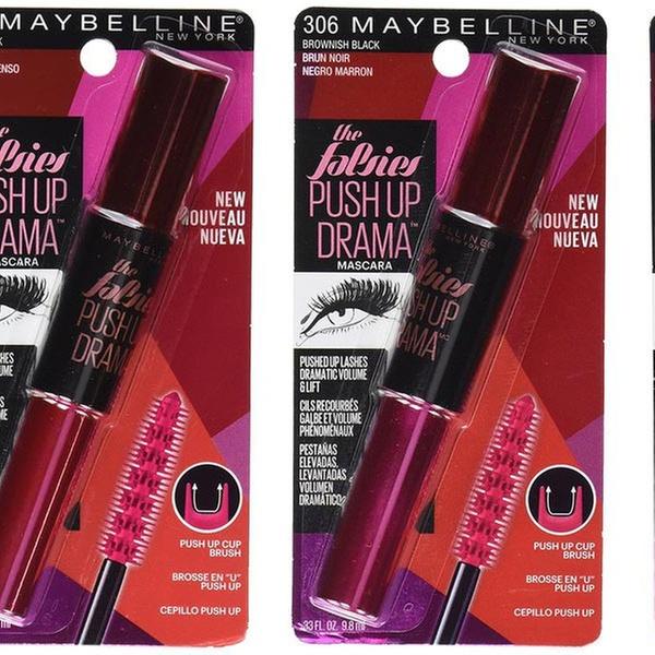 ea8ac620893 Maybelline The Falsies Push Up Drama Mascara (2-Pack) | Groupon