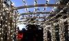 8-Mode Christmas String Lights