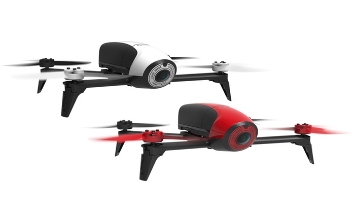 Parrot Bebop 2 Quadcopter Drone With 1080p Camera Mfr Refurb