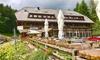 Schwarzwald: Doppelzimmer inkl. Frühstück und 2-Gänge-Menü