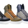 Unionbay Men's Mid-Top Sneakers