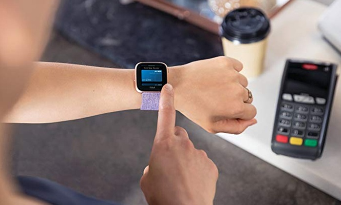 Up To 22% Off Fitbit Versa Special Edition | Groupon