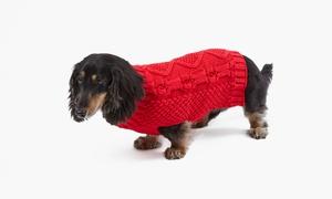 Wag & Bone Chunky Knit Dog Sweater at Wag & Bone Chunky Knit Dog Sweater, plus 6.0% Cash Back from Ebates.