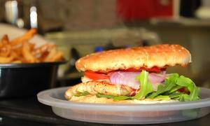 B&K French Cuisine: NYT-Praised Quick-Serve French Food at B&K French Cuisine (40% Off)