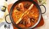 本格スペイン料理コース全6品+飲み放題