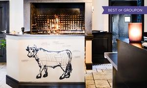 Grill Restaurant Passie: 3-gangen keuzemenu op houtvuur voor 2 of 4 pers. vanaf €39 bij Grill Restaurant Passie te Sluis