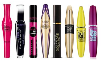 Set of Three Branded Mascaras