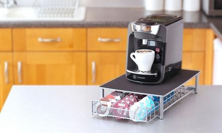 support dosettes de caf tassimo groupon. Black Bedroom Furniture Sets. Home Design Ideas
