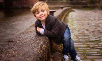 Outdoor Toddler Photoshoot with Ten Prints at Vanessa Louise Photography