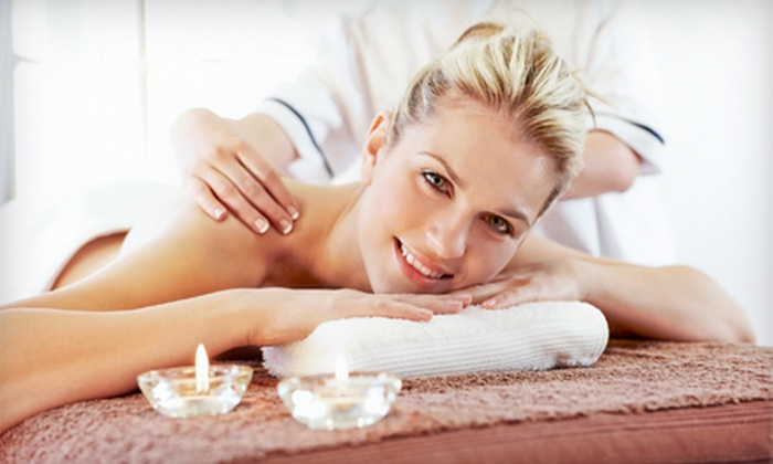 Meridians - North Weymouth: Reflexology Treatment or Therapeutic Massage, or Both with a 30-Minute Renaissance Facial at Meridians (Up to 56% Off)