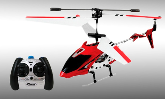 Remote-Controlled Helicopter: $29 for a Remote-Controlled Mini Helicopter ($49.99 Value)