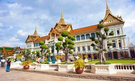 groupon daily deal - 11-Day Tour of Thailand and China with Airfare from Affordable Asia Tours. Price/Person Based on Double Occupancy.
