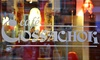 Cafe Cossachok - Cafe Cossachok: Two-Course Russian Meal with Vodka Shot for Two or Four at Cafe Cossachok (48% Off)
