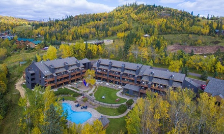 Stay with Optional Daily Dining Credit at Caribou Highlands Lodge in Lutsen, MN. Dates into November.