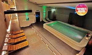 Equilibrio (Vaps): Percorso giornaliero in spa con sauna, massaggi, trattamenti relax per 2 persone da Equilibrio (sconto fino a 83%)