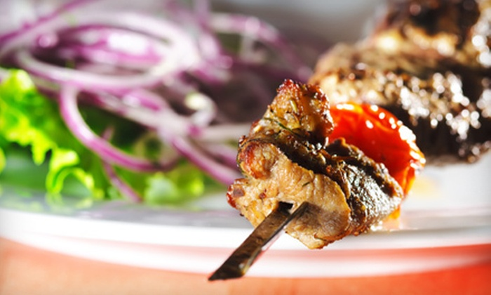 Shiraz Grille - Grand Rapids: $15 for $30 Worth of Persian and Mediterranean Cuisine at Shiraz Grille