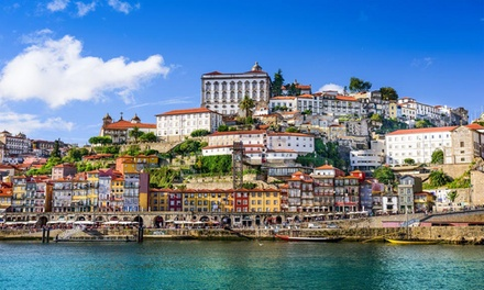 ✈ Porto: 24 Nights at The 4* Descobertas Boutique Hotel with Breakfast, Wine Tour and Return Flights*