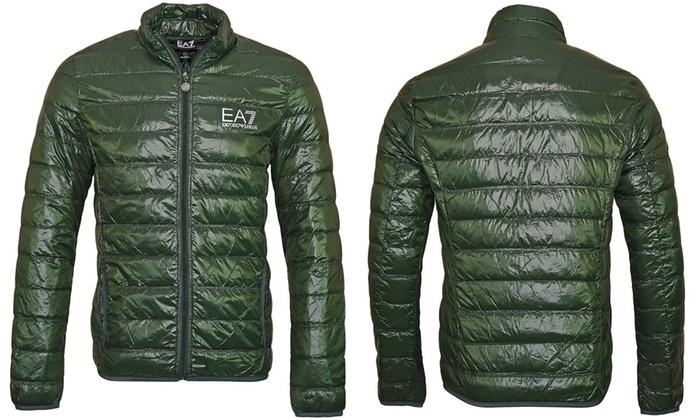 511f1561c Emporio Armani EA7 Puffer Jackets | Groupon Goods