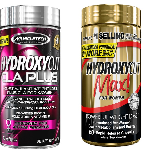Best Of Hydroxycut Powerful Weight Loss Supplement 2 Pack