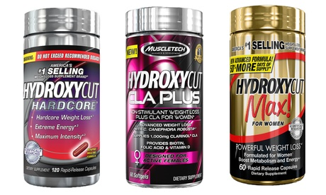 Best of Hydroxycut Powerful Weight-Loss Supplement (2-Pack)